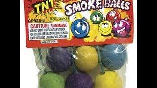 Smoke Bomb Smoke Screen