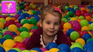 Детский развлекательный центр Скай парк детские батуты бассейн с шариками детский лабиринт sky park(, 2016-10-02T07:42:06.000Z)