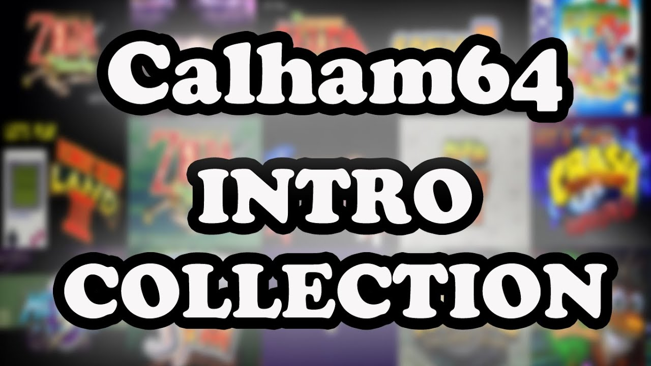 Download Calham64 - Intro Montage! (2012 - 2015)
