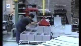 Манипулятор для перемещения изделий из бетона(Промышленный манипулятор для перемещения изделий из бетона. Изготовление манипуляторов: offloader.ru., 2012-01-26T06:37:23.000Z)