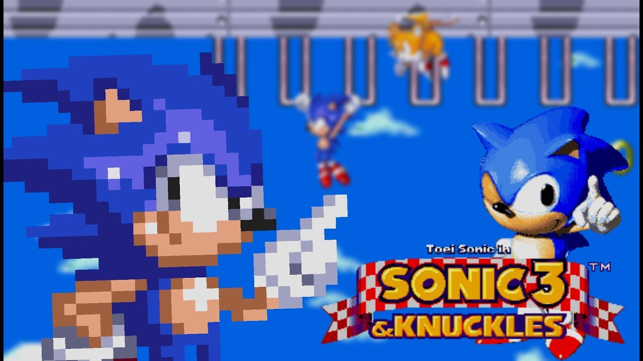 Toei Sonic 3 & Knuckles V2 [RELEASED] | Sonic 3 & Knuckles ROM Hack
