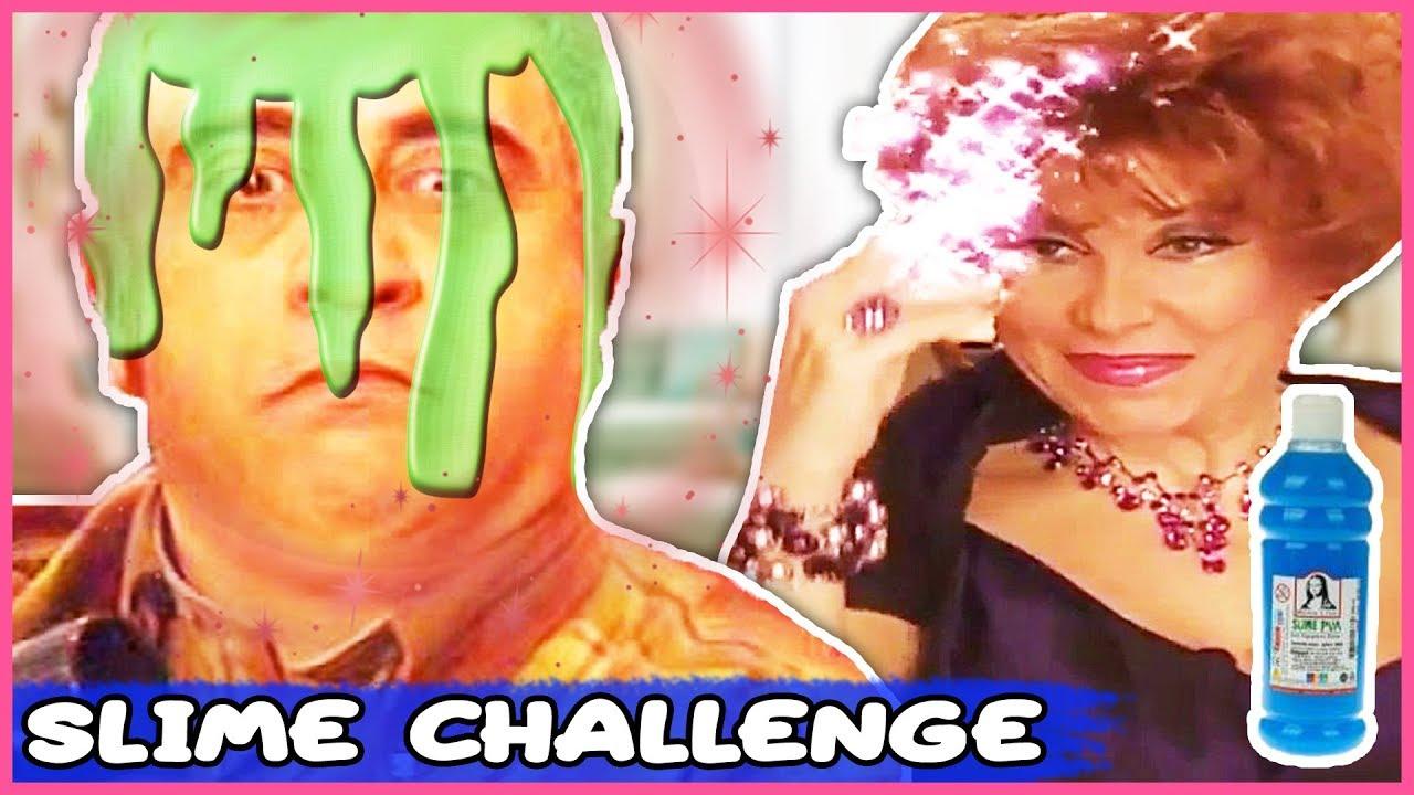 Sihirli Annem Karakterlerinden Ne Çıkarsa Slime Challenge Sihirli Annem Slaym Dila Kent