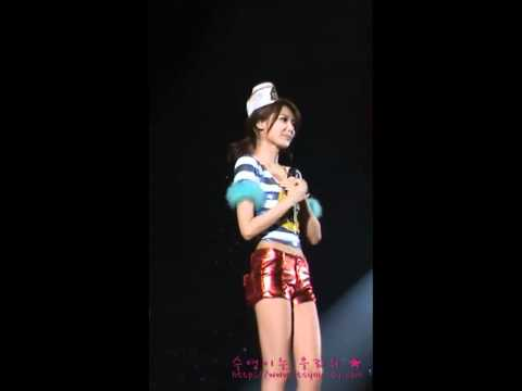110618 SNSD [HD/Fancam] SooYoung - Born to be a Lady @ Tokyo  Yoyogi Japan Arena Tour 2011