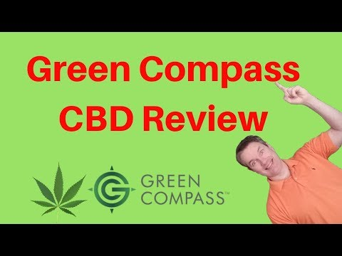 Green Compass CBD Review - Straight From The Farm
