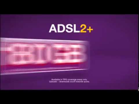 TPG Internet 2010 Ad