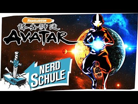 Avatar: The Legend of Aang - NERDSCHULE