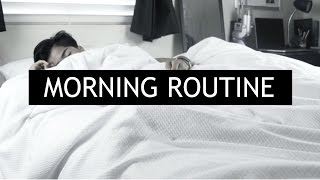Morning Routine 2016    MENS