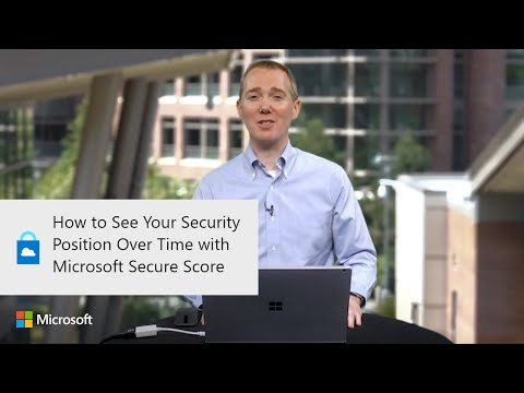 How to See Your Security Position Over Time with Microsoft Secure Score