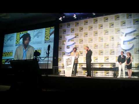 Jonathan Ross Presents The Eisner Awards At San Diego Comic Con 2014