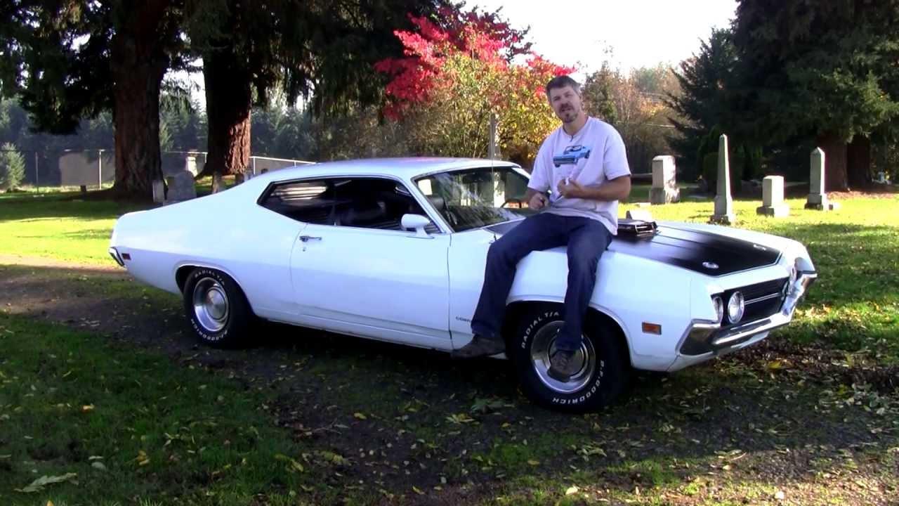 1970 Torino Cobra 429cj 4 Speed For Sale Sold Youtube