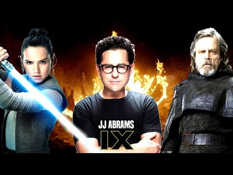 Star Wars! JJ Abrams May Rewrite Episode 9 & More! Star Wars