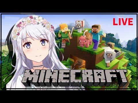 【MineCraft】マイクラ!【Vtuber】