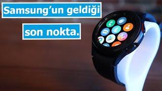 En iyi Android tabanlı akıllı saat? Galaxy Watch 4 Classic inceleme