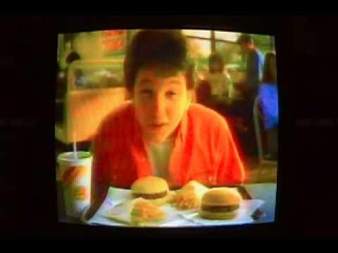 Burger King Commercials Midget