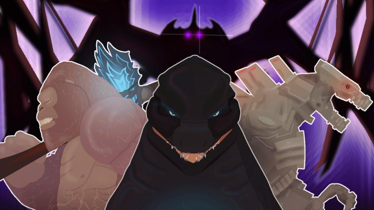 Download Godzilla VS Destoroyah | Animation