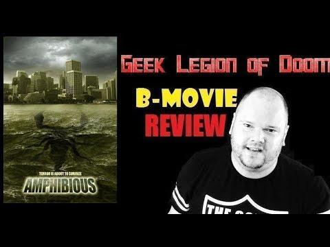 AMPHIBIOUS 3D : CREATURE OF THE DEEP ( 2010 Michael Paré ) B-Movie Review