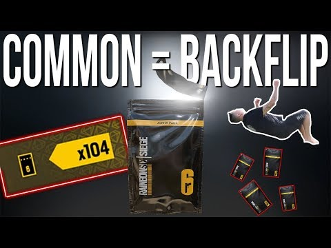 Opening Alpha Packs but for every