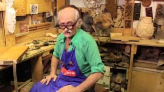 Урок 4 Михаила Ильяева - Вырезаем ложку