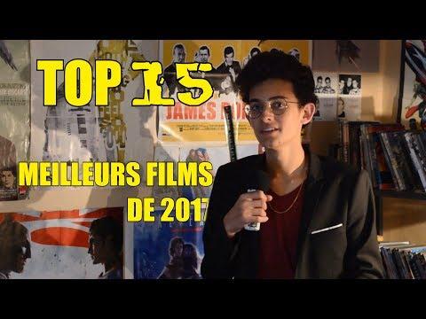 TOP 15 - Les Meilleurs Films de 2017