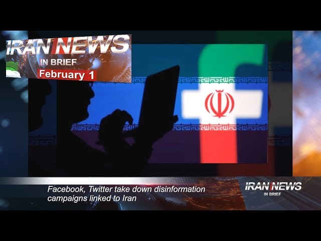 Iran news in brief, February 1, 2018