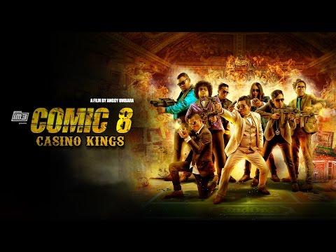 Official Trailer Comic 8: Casino Kings