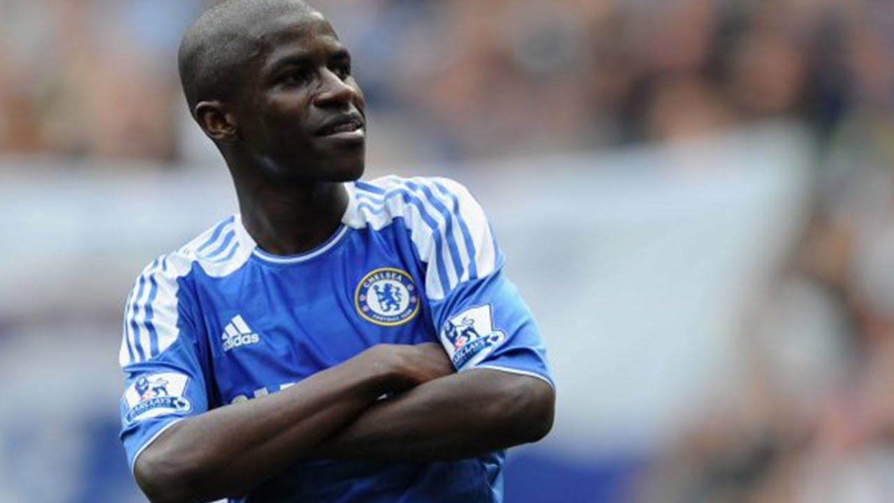 Ramires Leaves Chelsea