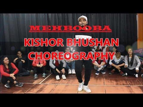 MEHBOOBA | FUKREY RETURNS | KISHOR BHUSHAN CHOREOGRAPHY|SWAYFORDANCE