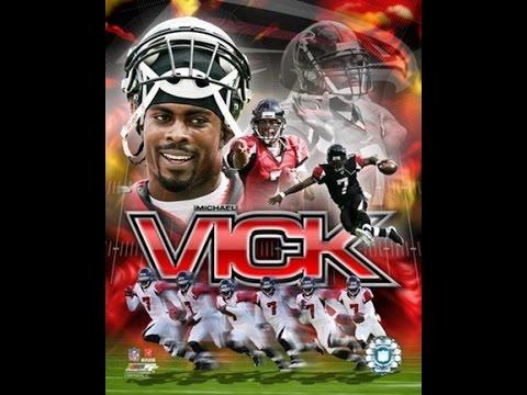 Michael Vick - The Greatest Running Quarterback!!!!! (pt. 1)