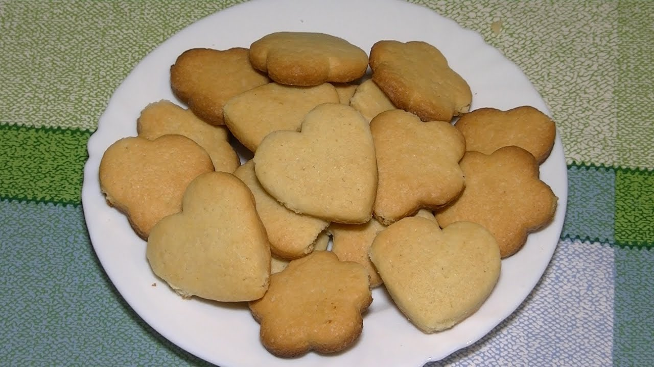 Самое простое печенье испечь быстро