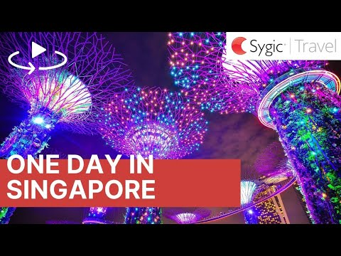 One day in Singapore 360° Virtual Tour