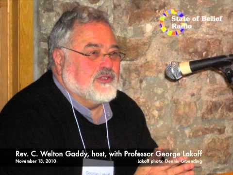 State of Belief Radio: George Lakoff (Part 1 of 2)