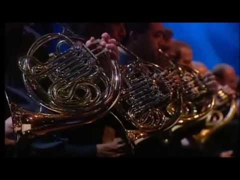 Shostakovich 5th symphony II, horn section solo