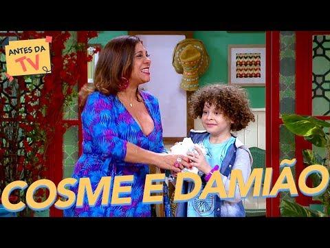 Cosme e Damião – Valdinho + Dona Jô – Vai Que Cola – Humor Multishow