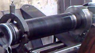 CNC Retrofitting on Heavy duty 10Feet Lathe, with stepper motors & ...