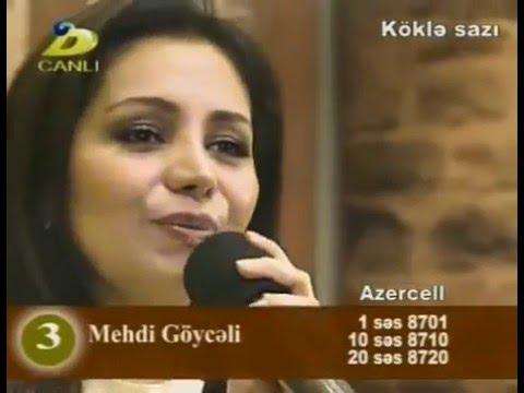 Sevda Sanaliyeva - Əsən yellər aşıq...