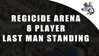 Regicide Madness -  8 Player Last man Standing