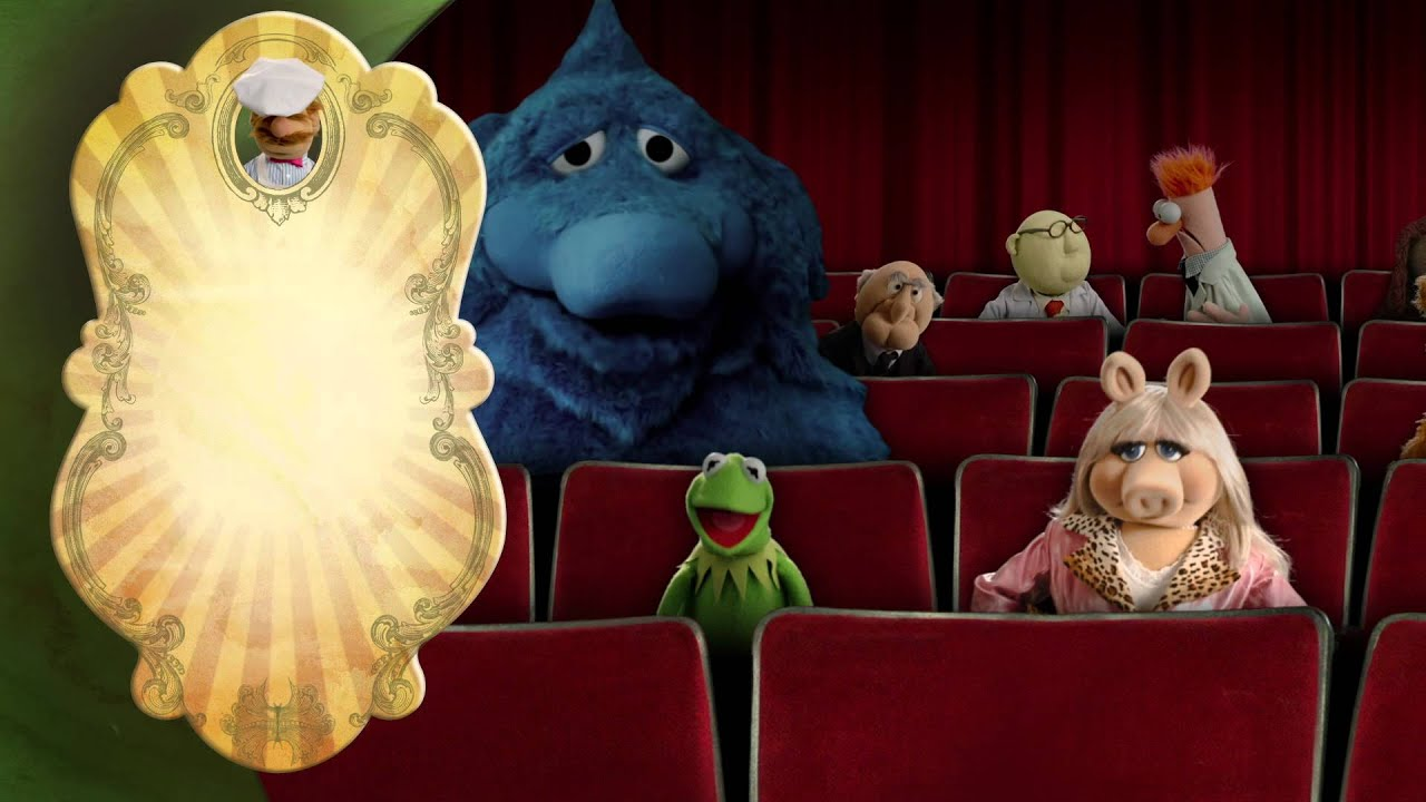 Download The Muppets (2011) - Blu-ray menu
