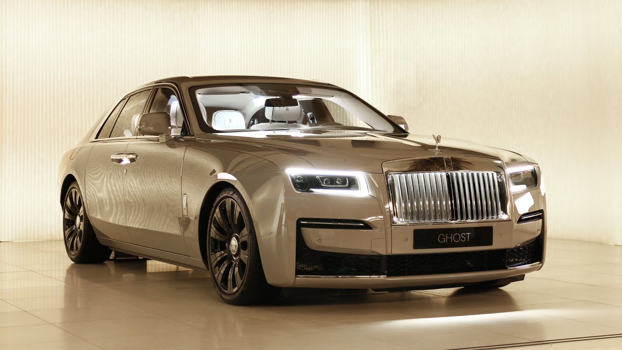 ملكة التفاصيل - رولز رويس جوست الجديدة - Rolls Royce Ghost 2021