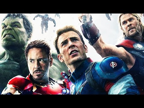 Avengers Age Of Ultron Stars Real Name And Age