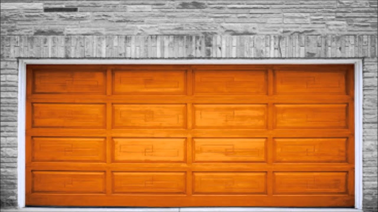 Pro Garage Door And Gate Repair Baltimore Youtube