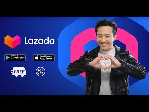 LAZADA   Nghe Trấn Thành bật mí cách shopping xịn sò trên app Lazada