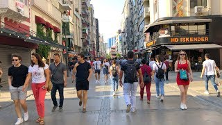 Walk in Izmir City Center