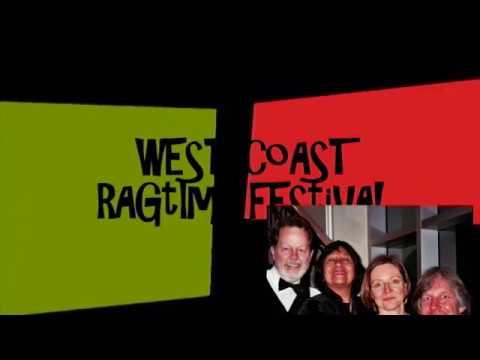 2017 West Coast Ragtime Festival Promo