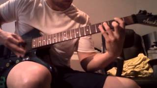 Violator - Let the Violation Begin (guitar cover)