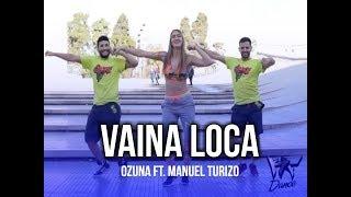 Vaina Loca - Ozuna x Manuel Turizo | KF Dance | Coreografía Zumba®