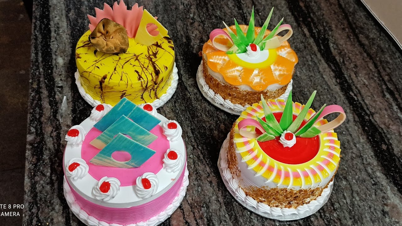4 Half Kg Pineapple Cakes Decorating Ideas At Home Fancy Cake Design Youtube Top free images & vectors for anniversary cake design half kg in png, vector, file, black and white, logo, clipart, cartoon and transparent. 4 half kg pineapple cakes decorating ideas at home fancy cake design