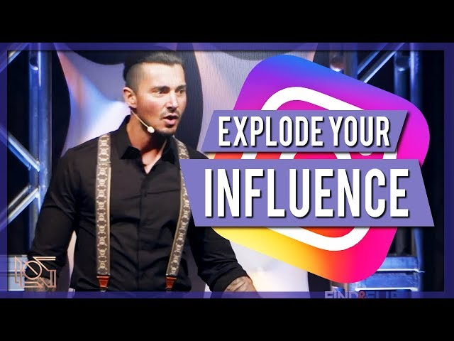 Growing Social Influence with Instagram | Los Silva Find and Flip Summit 2019