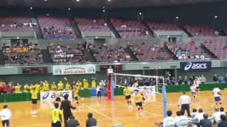 Jocジュニアオリンピックカップ決勝  熊本選抜 得点集