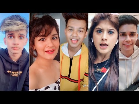 Riyaz Lucky Tiktok Musically With Arishfa, Avneet, Jannat And More Girls | Being Viral