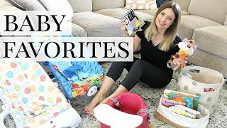Baby Favorites: Toys, Gear, Products (3-6 Months) | Kendra Atkins
